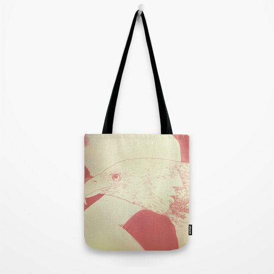 """Once I Was an Eagle"" by Justin Hopkins Tote Bag"