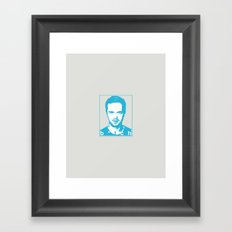 b*tch Framed Art Print