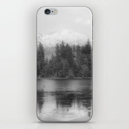 View of Mount Shasta iPhone Skin