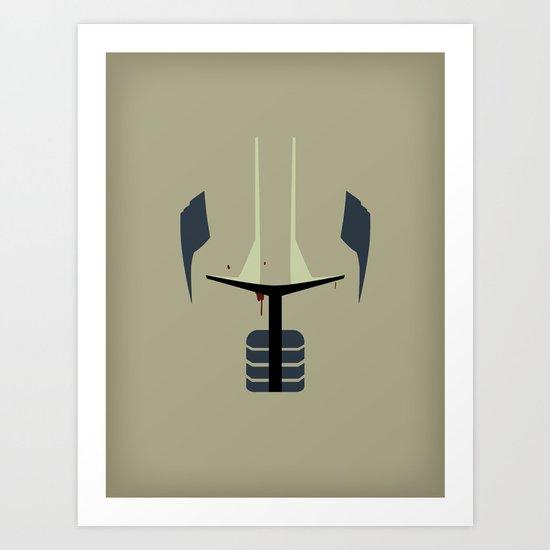 Fear Incarnate (Sith Stalker) Art Print