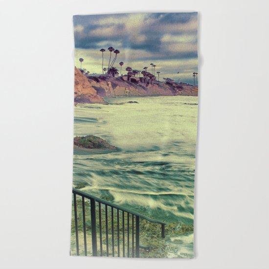 Laguna beauty Beach Towel