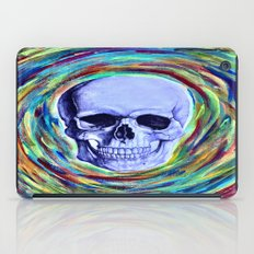 A Skull's Vortex iPad Case