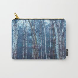 Dense Birch Carry-All Pouch