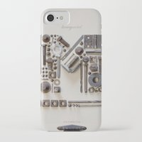 heavy metal iPhone & iPod Cases featuring Heavy Metal by Tom Davie