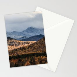 Mount Mansfield, Vermont Stationery Cards