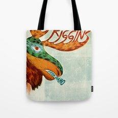 Finn Riggins gig poster Tote Bag