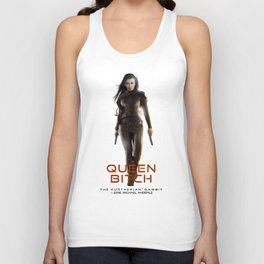 Queen Bitch Unisex Tank Top