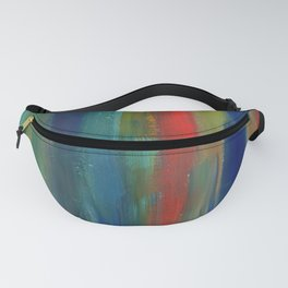 Color Strokes Fanny Pack