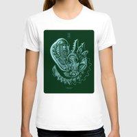 xenomorph T-shirts featuring Xenomorph by Jordan Lewerissa