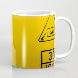 Industrial No.2 Coffee Mug