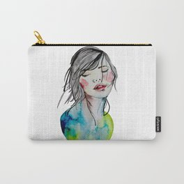 Kindness is an inner desire Carry-All Pouch