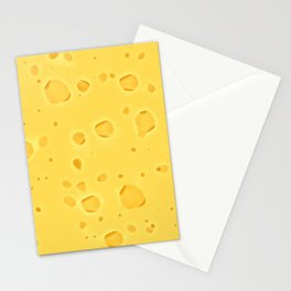 Block of Cheese Stationery Cards