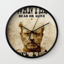 Btk Killer Wall Clock