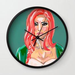 Irish Descent Wall Clock