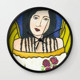 Sainta Angelina Wall Clock