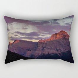 Alpine Glow Rectangular Pillow