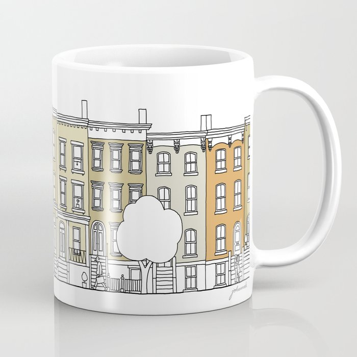 Brooklyn (color) Coffee Mug