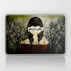 Nasty Girl  Laptop & iPad Skin
