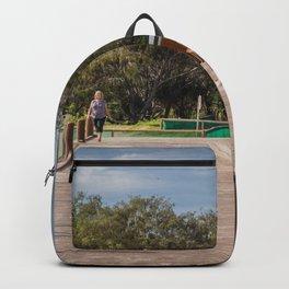 Broadbeach Boardwalk Backpack