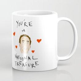 National Treasure Coffee Mug