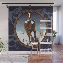HIGH HORSE Wall Mural