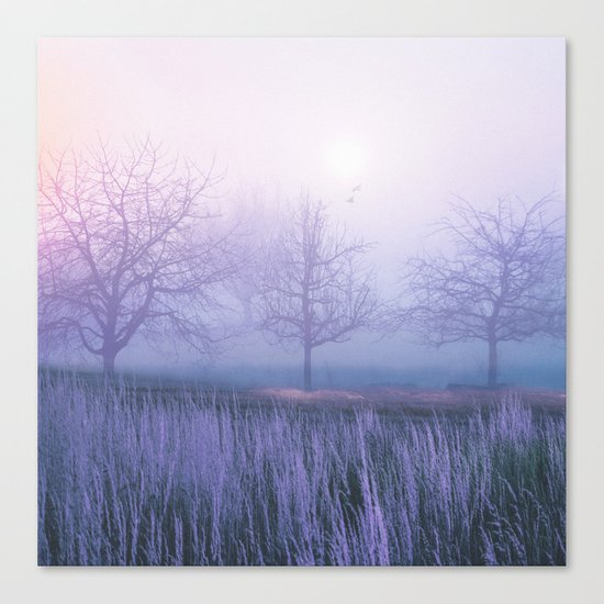 Pastel vibes 04 Canvas Print