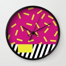 LOLLYPOP N.3 Wall Clock