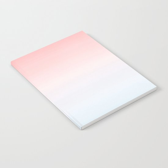 Pantone Ombre 2016 Color of The Year Notebook