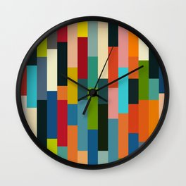 Chromandi Wall Clock