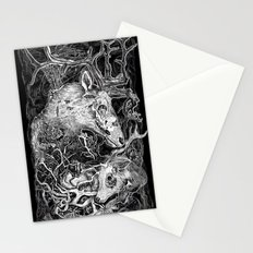 Elk Decay Stationery Cards