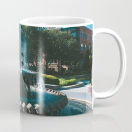 Charleston Pineapple Fountain Coffee Mug
