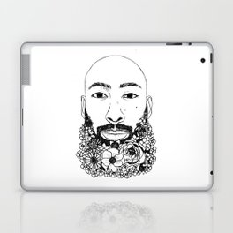 PHOENIX AND THE FLOWER GIRL PHOENIX TROY PLAIN PRINT Laptop & iPad Skin