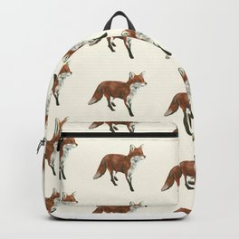 Mr Red Fox Backpack