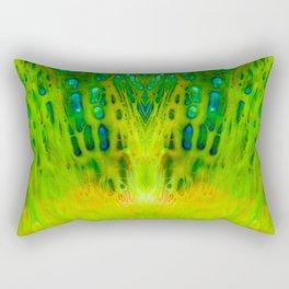 acrylic mirror Rectangular Pillow