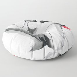 Push&Push Floor Pillow