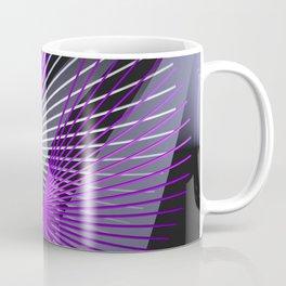 3D - abstraction -124- Coffee Mug
