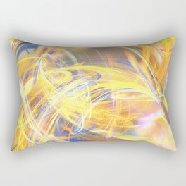 Party of Colours  (A7 B0204) Rectangular Pillow