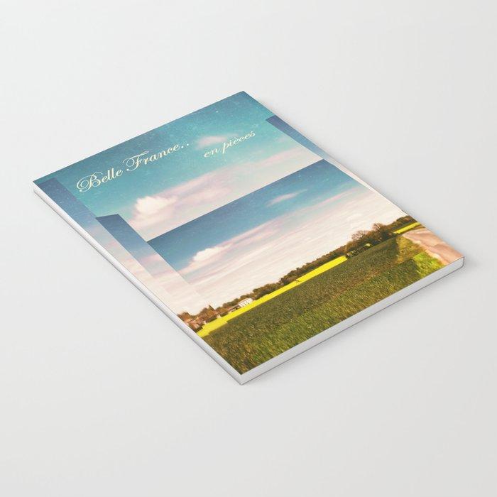Belle France, en pièces Notebook