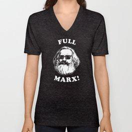 Full Marx Unisex V-Neck