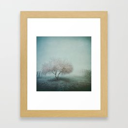 Blurred Hope Framed Art Print