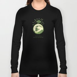 The Neighbours & The Moon Long Sleeve T-shirt