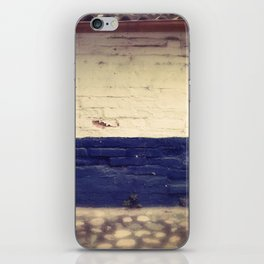 """""""the tranquil, cool, lover's air"""" iPhone Skin"""