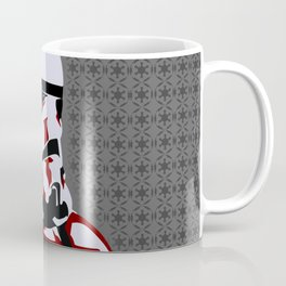 Stormtropper Pop Art Coffee Mug