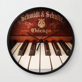 schmidt & schultz Wall Clock