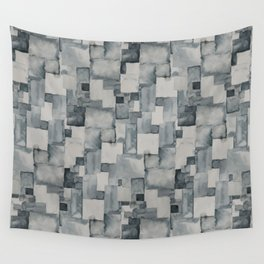 Pave Gray Wall Tapestry