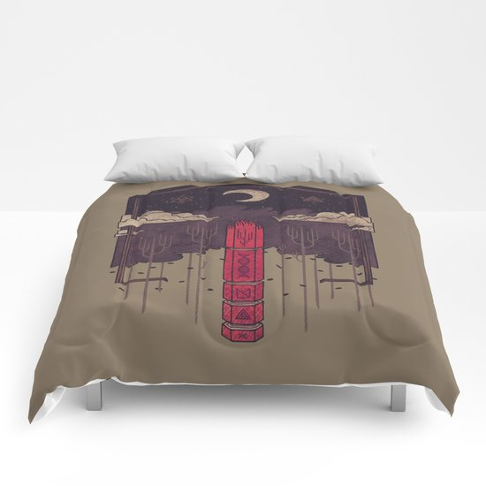 The Lost Obelisk Comforters