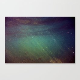 Meteor Shower Canvas Print