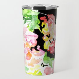 flora series xv in contrast Travel Mug