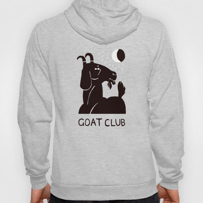 goat club Hoody