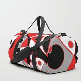 Abstract #961 Duffle Bag
